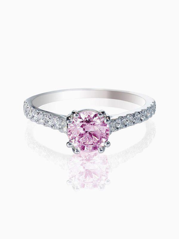 pink-diamond-engagement-wedding-ring-2F4H3JB.jpg